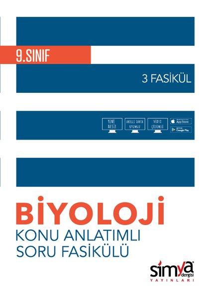 9. Sınıf Biyoloji Konu Özetli Soru Fasikülü - 3 Adet.pdf