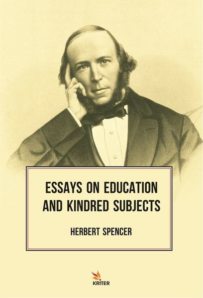 Essays On Education And Kindred Subjects.pdf