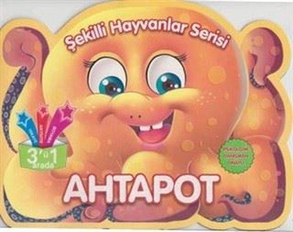 Şekilli Hayvanlar Serisi - Ahtapot.pdf