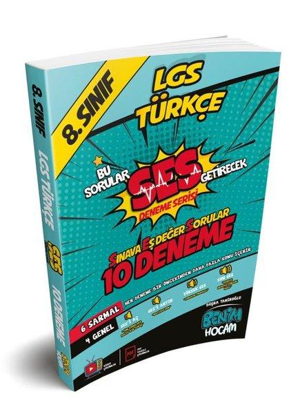 LGS 8.Sınıf Ses Serisi Türkçe 10 Fasikül Deneme.pdf