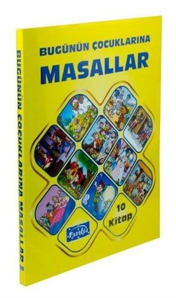 Bugünün Çocuklarına Masallar Dizisi Seti - 10 Kitap Takım.pdf