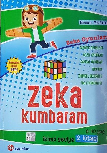 Zeka Kumbaram - 2.Kitap İkinci Seviye.pdf