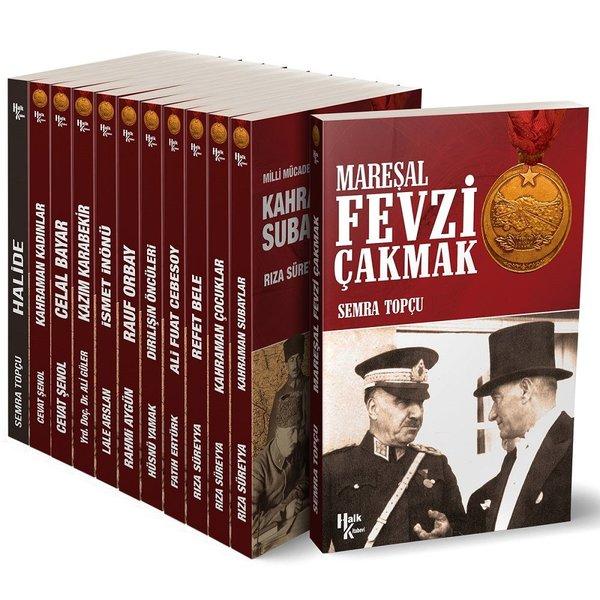 Atatürk ve Milli Mücadele Kütüphanesi Seti - 12 Kitap Takım.pdf