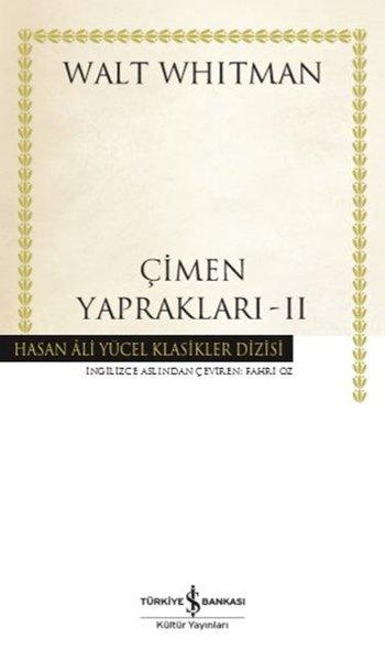 Çimen Yaprakları 2 - Hasan Ali Yücel Klasikler.pdf