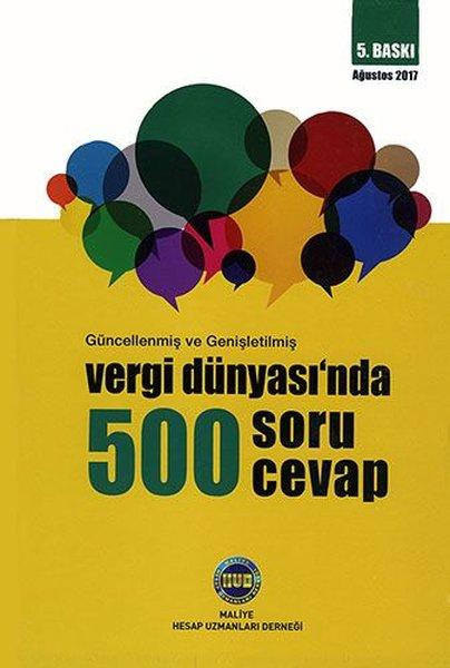 Vergi Dünyasında 500 Soru - 500 Cevap.pdf