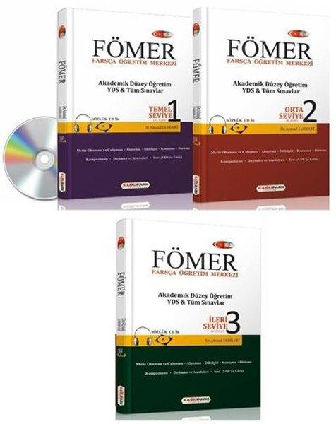 YDS FÖMER Tam Kapsamlı Akademik Farsça Öğretim Seti ve Dinleme CD si.pdf