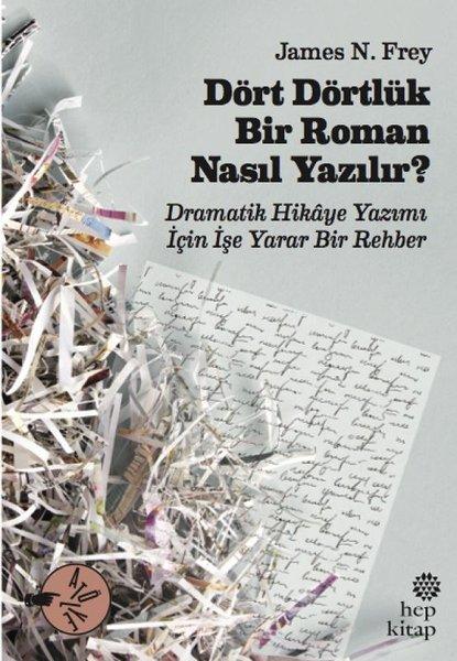 Dört Dörtlük Bir Roman Nasıl Yazılır?.pdf