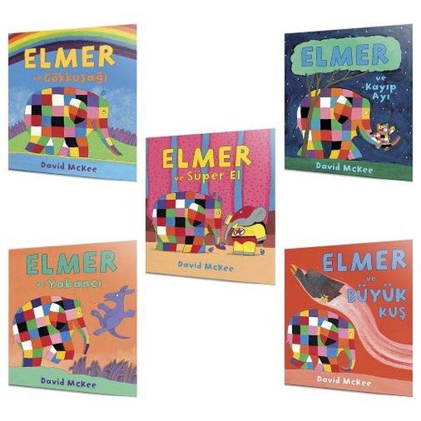Elmerın Yeni Maceraları Seti - 5 Kitap Takım.pdf