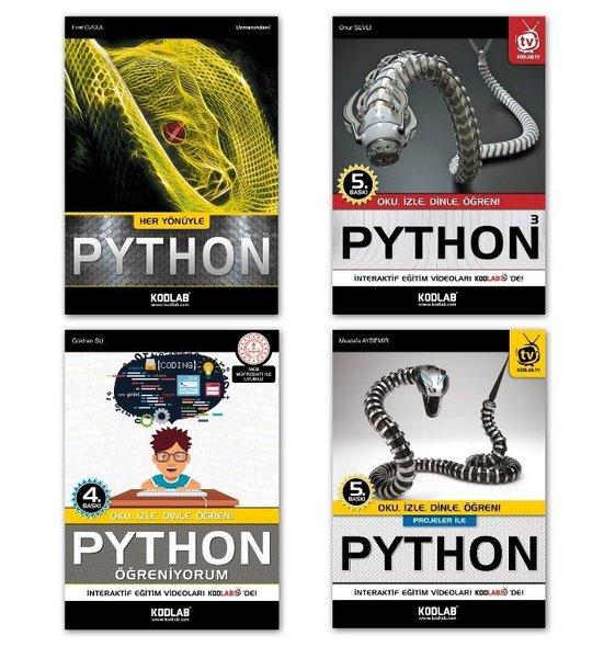 Süper Python Seti - 4 Kitap Takım.pdf