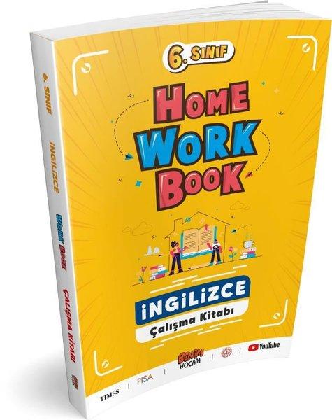 6. Sınıf Home Work Book.pdf