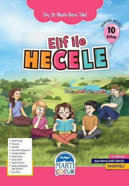 Elif ile Hecele Okuma Seti - 10 Kitap Takım.pdf