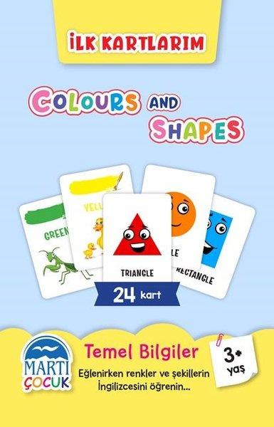Colours and Shapes - İlk Kartlarım 3+ Yaş.pdf