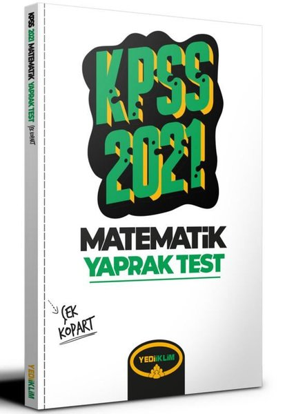 2021 KPSS Genel Yetenek Matematik Çek Kopart Yaprak Test.pdf