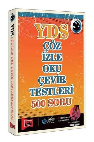 YDS Çöz İzle Oku Çevir Testleri 500 Soru.pdf