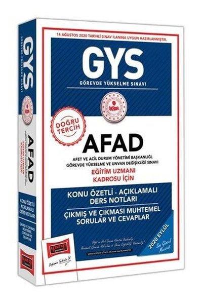 GYS AFAD Eğitim Uzmanı Kadrosu İçin Konu Özetli Çıkmış ve Çıkması Muhtemel Sorular.pdf