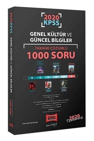 2020 KPSS Genel Kültür ve Güncel Bilgiler Tamamı Çözümlü 1000 Soru.pdf