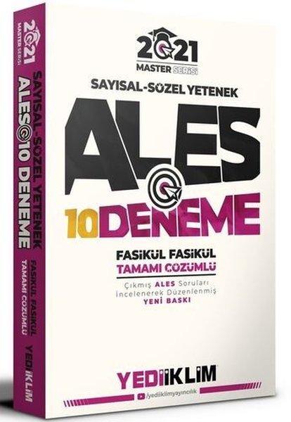 2021 Master Serisi ALES Sayısal - Sözel Yetenek Tamamı Çözümlü 10 Fasikül Deneme.pdf