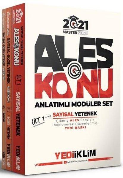 2021 Master Serisi ALES Konu Anlatımlı Modüler Set (3 Cilt).pdf