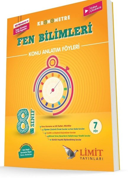 8.Sınıf Kronometre Fen Bilimleri Konu Anlatım Föyü.pdf
