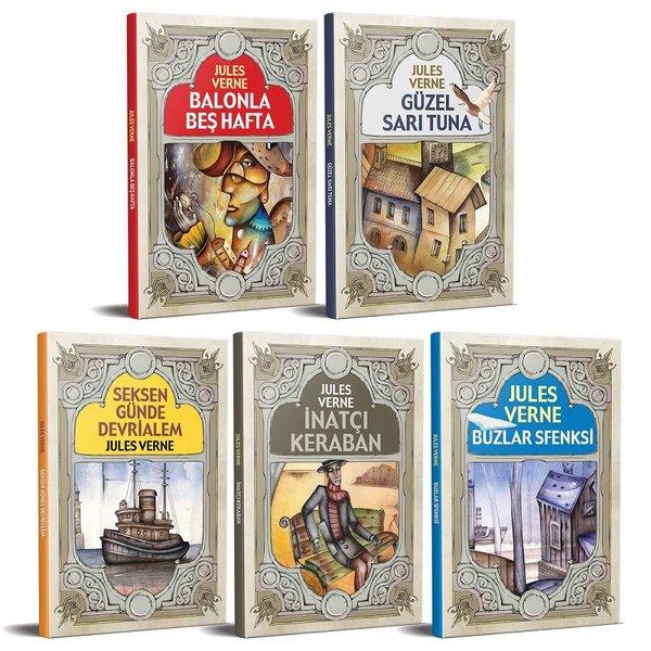 6.Sınıf Okuma Kitapları Seti - 5 Kitap Takım.pdf