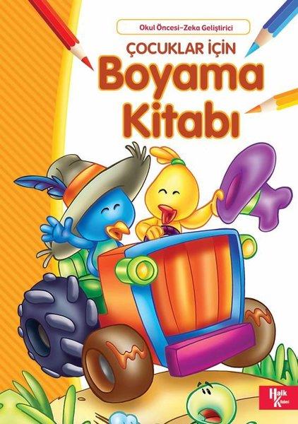 Boyama Kitabı 8 - Çocuklar İçin.pdf