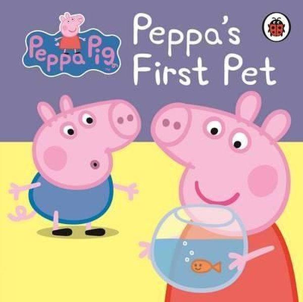 Peppa Pig: Peppas First Pet: My First Storybook.pdf