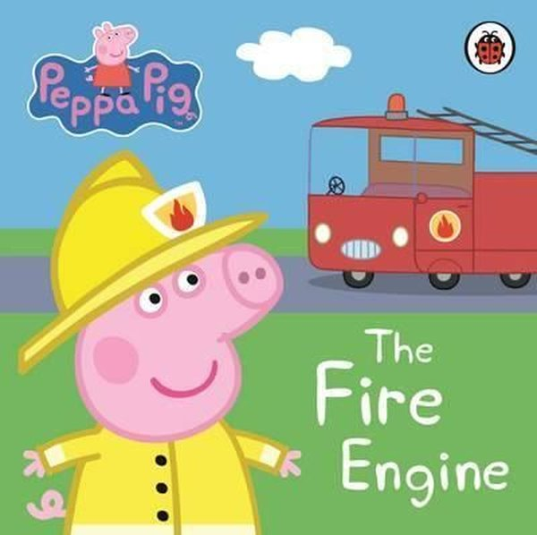 Peppa Pig: The Fire Engine: My First Storybook.pdf