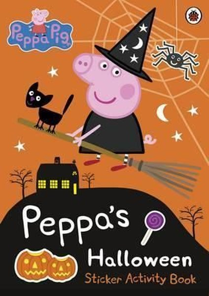 Peppa Pig: Peppas Halloween Sticker Activity Book.pdf