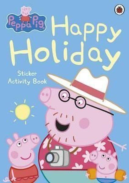 Peppa Pig: Happy Holiday Sticker Activity Book.pdf