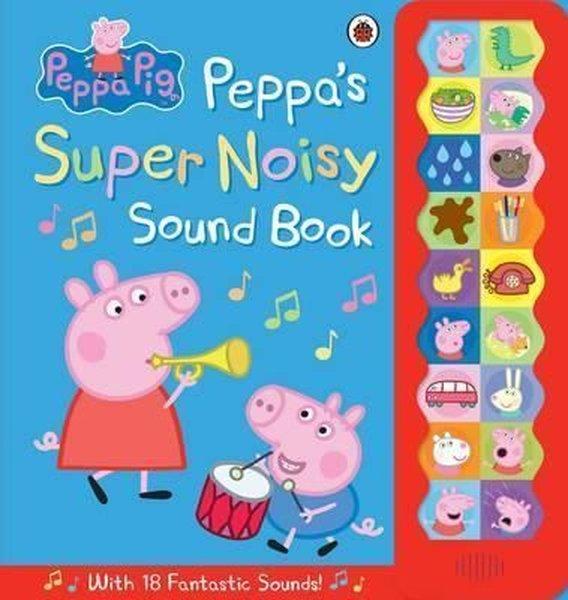 Peppa Pig: Peppas Super Noisy Sound Book.pdf