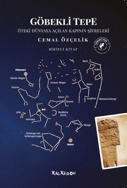 Göbekli Tepe 1.Kitap - Öteki Dünyaya Açılan Kapının Şifreleri.pdf