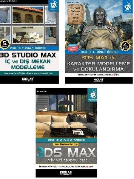 3D Studio Max Eğitim Seti - 3 Kitap Takım.pdf