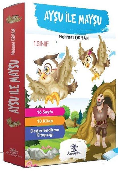 Ayşu İle Mayşu 1. ve 2. Sınıf Hikaye Seti - 10 Kitap Takım.pdf