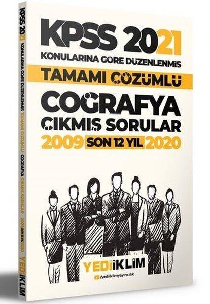 2021 KPSS Genel Kültür Coğrafya Konularına Göre Tamamı Çözümlü Çıkmış Sorular - Son 12 Yıl.pdf