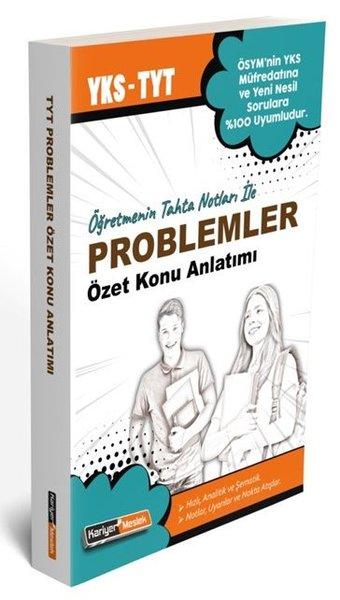 YKS - TYT Problemler Öğretmenin Tahta Notları ile Özet Konu Anlatımı.pdf