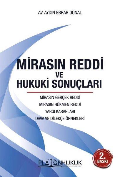 Mirasın Reddi ve Hukuki Sonuçları.pdf