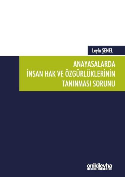Anayasalarda İnsan Hak ve Özgürlüklerinin Tanınması Sorunu.pdf