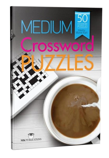 Medium Crossword Puzzles - İngilizce Kare Bulmacalar (Orta Seviye).pdf