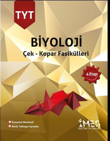 TYT Biyoloji Çek - Kopar Fasikülleri 4 Etap.pdf