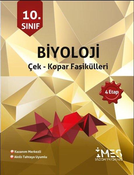 10.Sınıf Biyoloji Çek - Kopar Fasikülleri 4 Etap.pdf