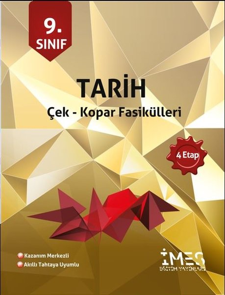 9.Sınıf Tarih Çek - Kopar Fasikülleri 4 Etap.pdf
