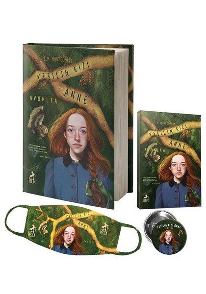 Yeşilin Kızı Anne 2 - Avonlea - Defter Rozet Maske Hediyeli.pdf