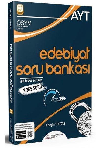 Paragrafın Şifresi AYT Edebiyat Soru Bankası.pdf