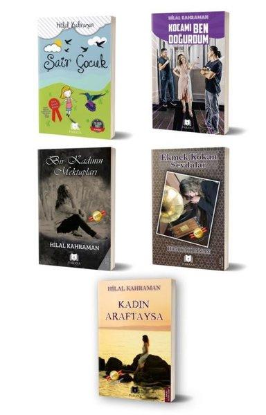 Hilal Kahraman Seti - 5 Kitap Takım.pdf