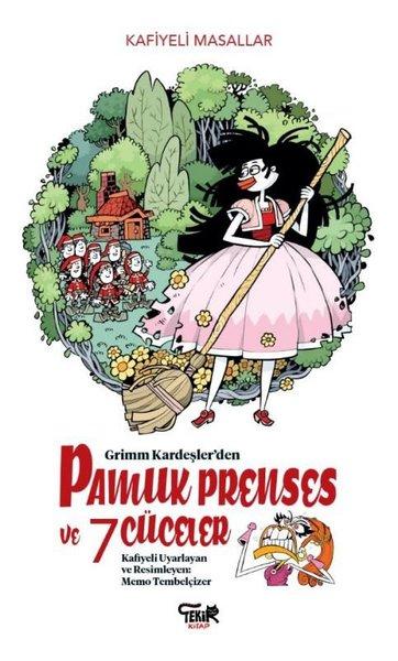 Pamuk Prenses ve 7 Cüceler - Kafiyeli Masallar.pdf