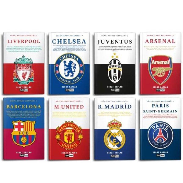 Dünya Futbol Kulüpleri Seti - 8 Kitap Takım.pdf