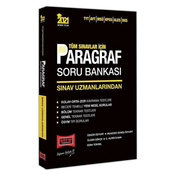 2021 Tüm Sınavlar İçin Sınav Uzmanlarından Paragraf Soru Bankası.pdf