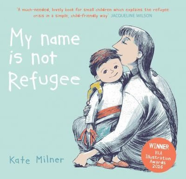 My Name is Not Refugee: 1.pdf