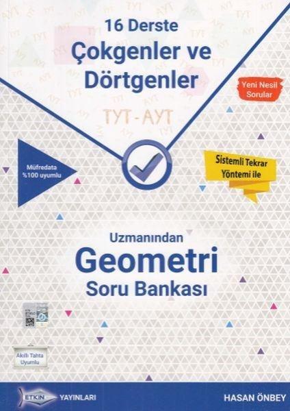 TYT AYT Uzmanından Geometri Soru Bankası - 16 Derste Çokgenler ve Dörtgenler.pdf