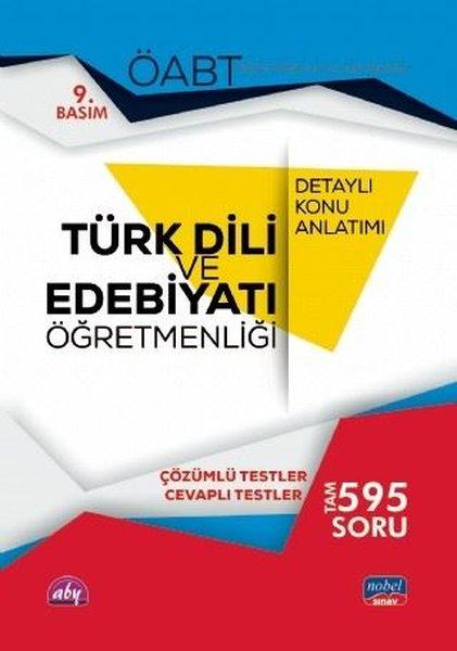 ÖABT Türk Dili Ve Edebiyatı Öğretmenliği - Detaylı Konu Anlatımı.pdf